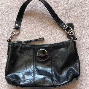Coach Patent Leather Purse
